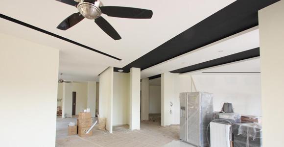 Rénover un plafond