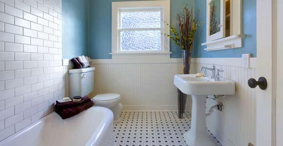 Renover une salle de bain