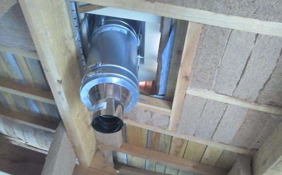 Rénover le tubage d'une cheminée