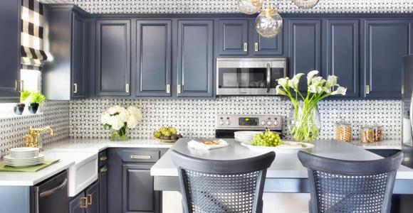 Ultra Repeindre les meubles de sa cuisine : La solution économique QN-61