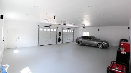 Quelle résine pour le sol de son garage