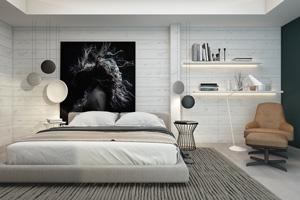 Quel revêtement mural choisir pour une chambre ?