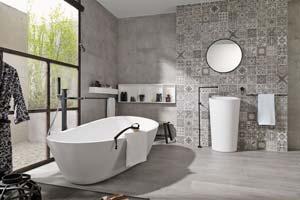 Quel revêtement mural choisir pour ma salle de bain ?