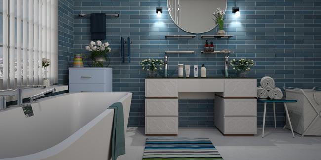 Quel revêtement de sol choisir pour sa salle de bain ?