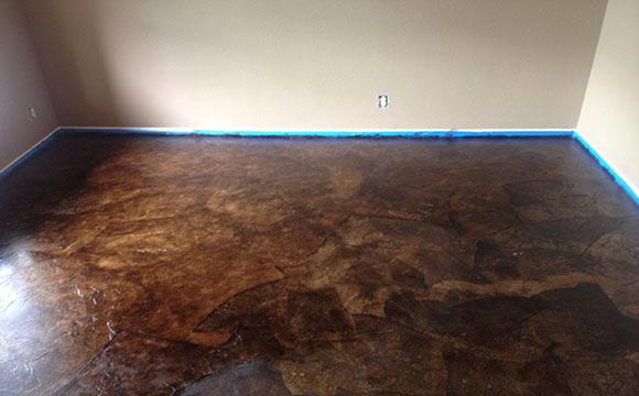 Revêtement de sol : le cuir