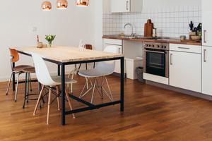 Quel revêtement de sol choisir pour ma cuisine ?