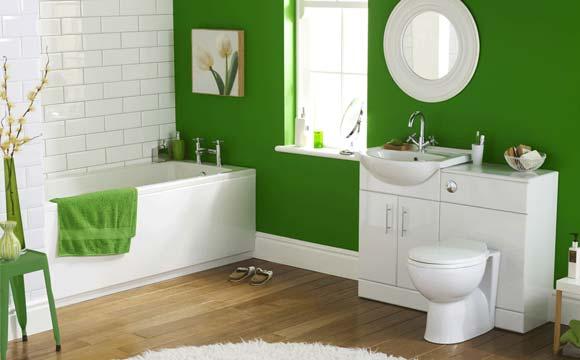 Revêtement de sol pour une salle de bain : plusieurs solutions