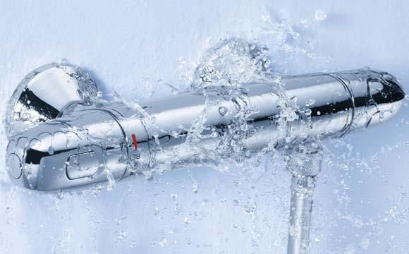 Choisir la robinetterie pour sa colonne de douche