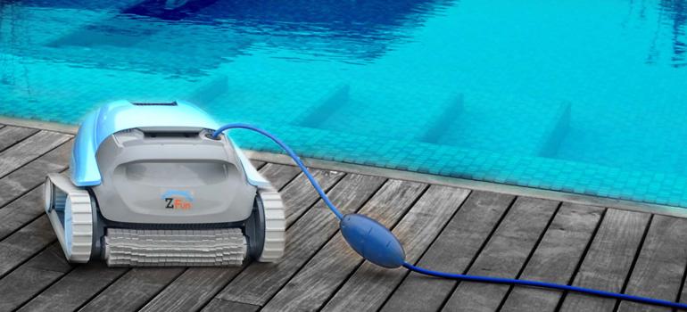 Le robot : Allié idéal pour l'entretien de votre piscine