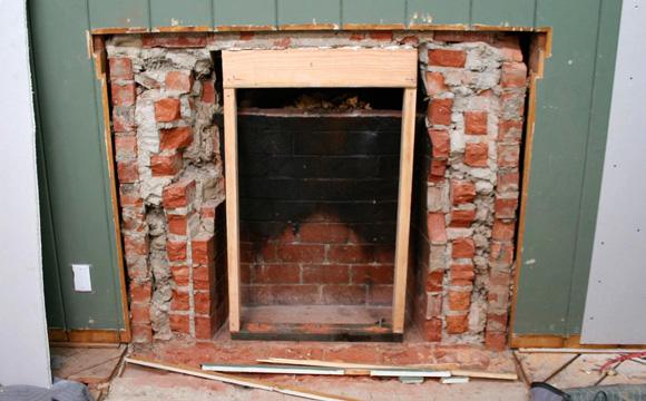 R novation chemin e conseils estimation de co t prix - Demonter une cheminee ...