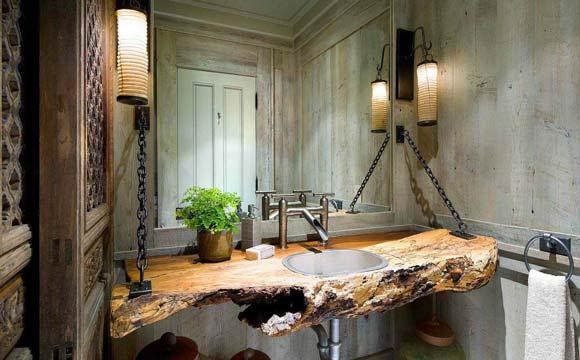 Vous désirez une ambiance de salle de bain relaxante