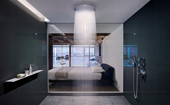 Salle de bain ouverte sur chambre : Pratique et Esthétique
