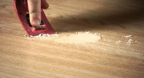 Soigner les petits bobos du parquet bois