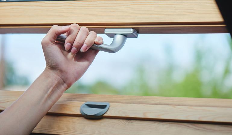 Les systèmes d'ouverture : Guide pour acheter la bonne fenêtre