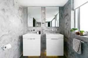 Choisir le tadelakt dans sa salle de bain : Un rendu authentique