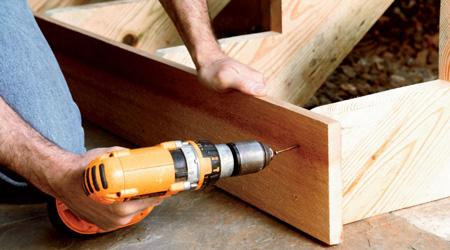 Le coût de construction d'un escalier bois
