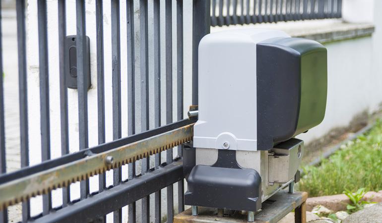Tarif de motorisation d'un portail selon l'ouverture