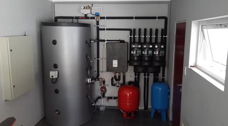 Prix d'une pompe à chaleur eau-eau