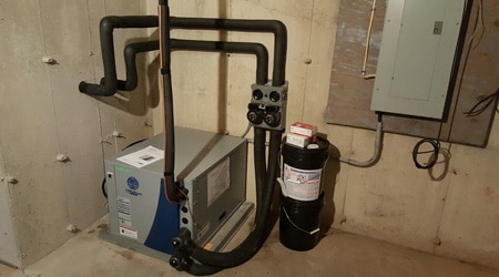 Prix d'une pompe à chaleur géothermique