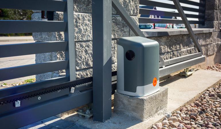 Tarif d'un portail électrique selon le système d'ouverture
