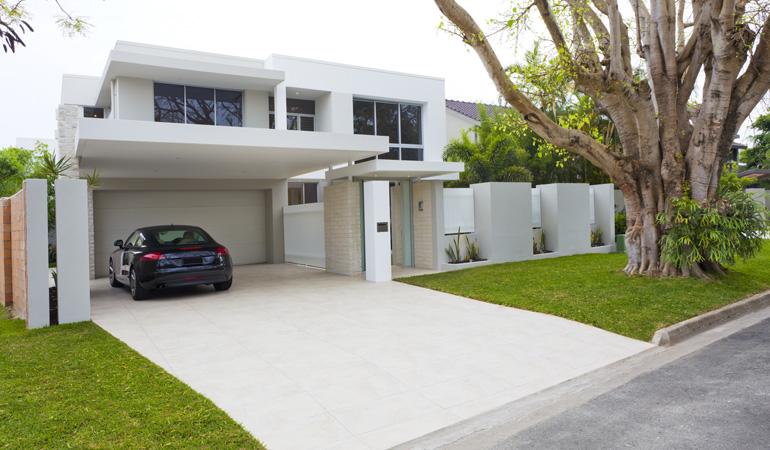 Tarif d'une porte de garage sectionnelle selon les dimensions