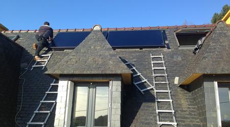 Tarif d'installation d'un chauffe eau solaire