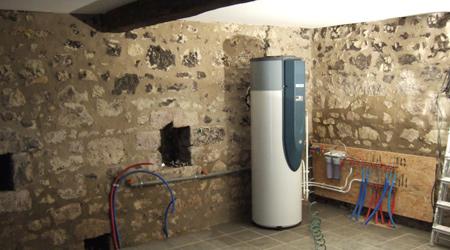Tarif d'installation d'un chauffe eau thermodynamique