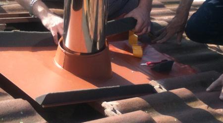 Tarif de pose d'une cheminée suspendue