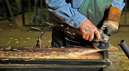 Tarif de pose d'une clôture en fer forgé