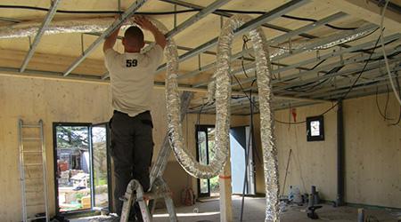 Tarif pose faux plafond