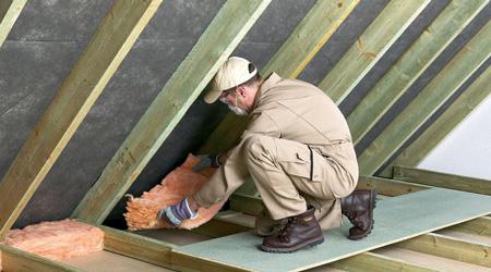 Tarif de réalisation d'une isolation de toiture