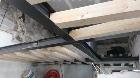 Coût de construction d'une mezzanine