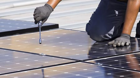 Tarif d'installation de panneaux solaires