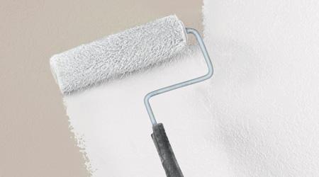 Le tarif de pose d'une peinture de plafond