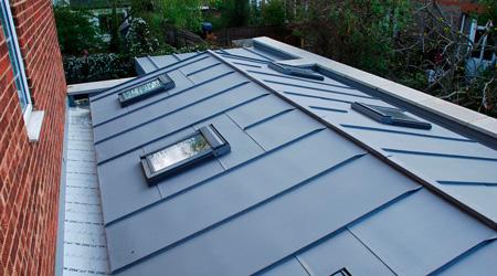 Tarif d'une toiture en zinc