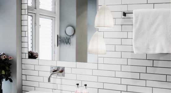 Faïence de salle de bain moderne : Quelles sont les ...