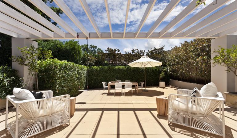 Les coûts annexes à la construction d'une terrasse
