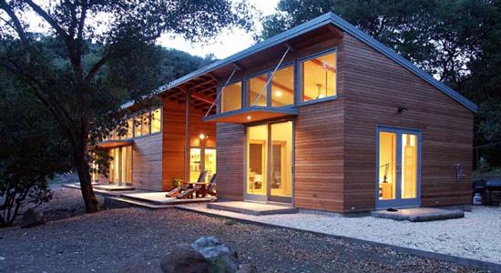 Les toits en pente : les plus courants
