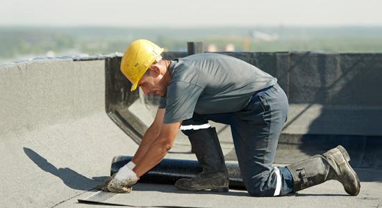 Le toit plat : Un problème d'étanchéité plus délicat