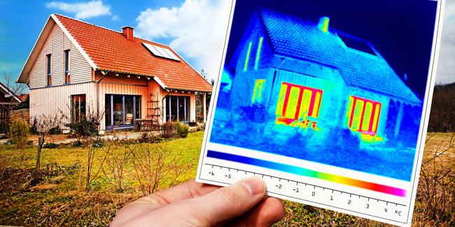Tout savoir sur les déperditions de chaleur d'une maison