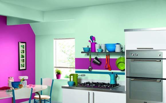 Quel type de peinture pour sa cuisine ?