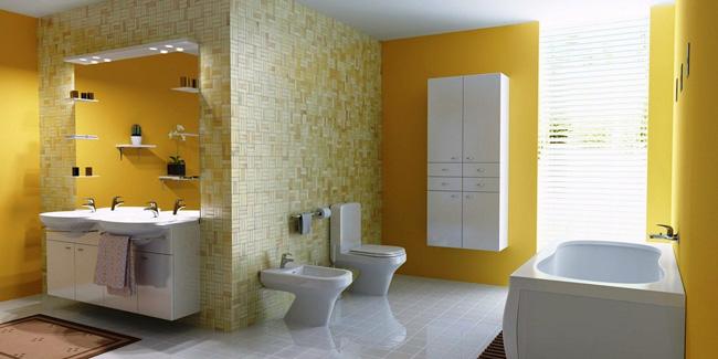 Quel type de peinture pour la salle de bain ?