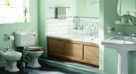 Quel type de peinture utiliser dans une salle de bain