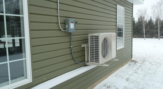 Existe-il plusieurs types de climatisations réversibles