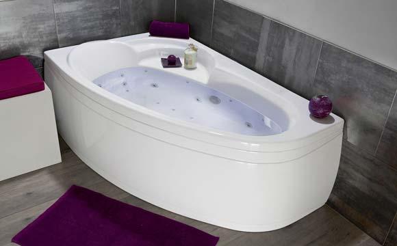 Deux types de fonctionnement pour sa baignoire balnéo