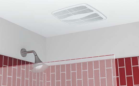 Quels types de VMC pour les salles de bain