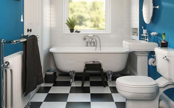 Déterminer l'usage de votre salle de bain