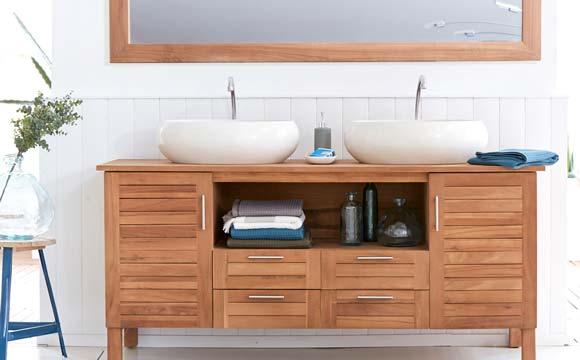 Vasque de salle de bain et lavabo : les différences