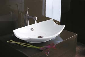 Trouver une vasque de salle de bain pratique et esthétique